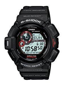 Casio G9300-1 Mudman G-Shock Review