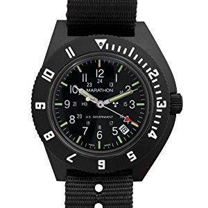 Marathon Military Navigator Quartz Watch Review