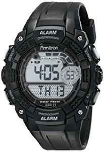 Armitron Sport Men's 408209BLK Review