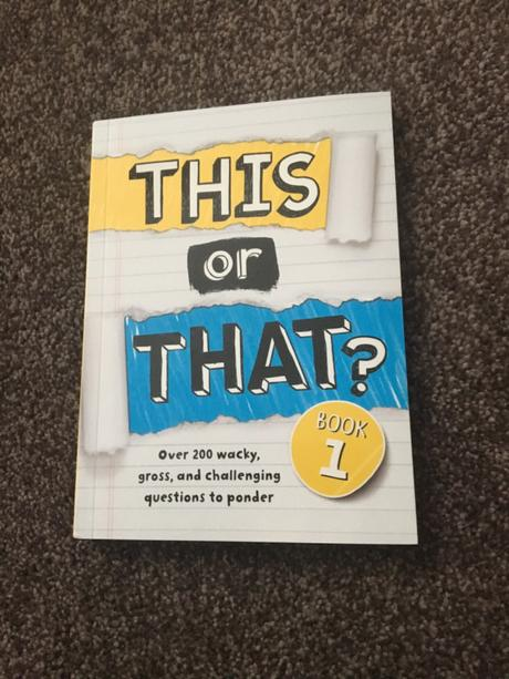 Sterling kids books – This or that