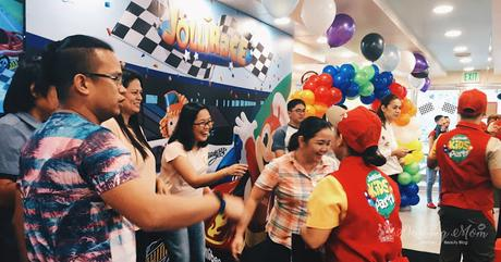 JolliRace: Jollibee's new party theme gear up and experience the fun