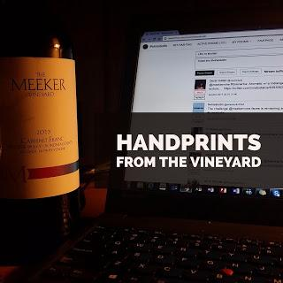 Handprints from the Vineyard