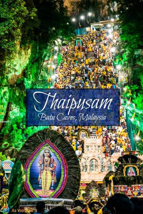 Photo essay explaining how to photograph the Hindu festival of Thaipusam, the largest event at Batu Caves, Malaysia