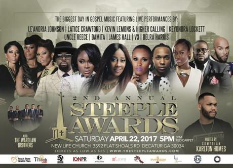 The Steeple Awards  Will Feature A Live Performance By LeAndria Johnson
