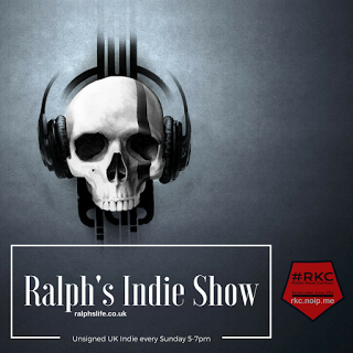 Ralph's Indie Show REPLAY - as played on Radio KC - 19.3.17