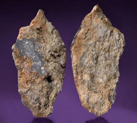 Strechleight, Devon Meteorite