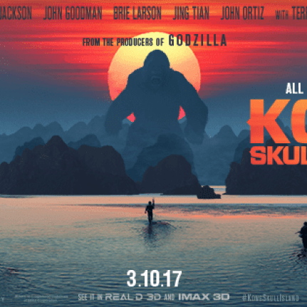 Thoughts on Kong: Skull Island