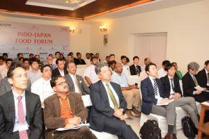 MAFF, JETRO and ASSOCHAM host India's first Indo-Japan Food Forum