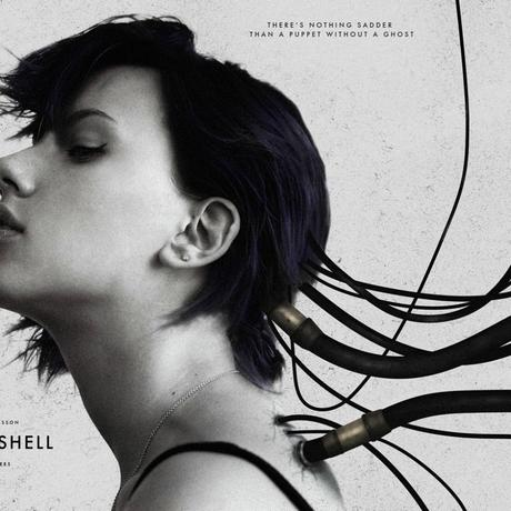 Scarlett Johannsen - Ghost in the Shell - first five minutes clip