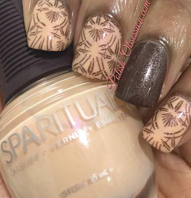 Nude and Brown