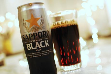 Beer Review – Sapporo Premium Black Beer