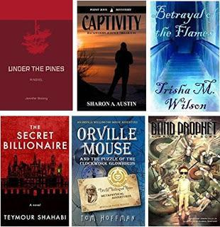 Image: Free Kindle books on Amazon.ca