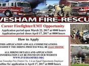 FIREFIGHTER/EMT Evesham Township Fire District No.1 (NJ)