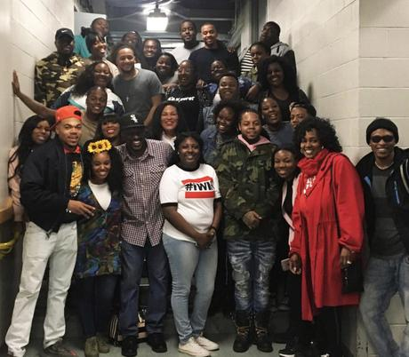 Chance The Rapper Links Up With Chicago Gospel Group Joshuas Troop