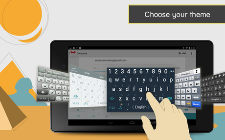 ai.type Keyboard  Plus - screenshot