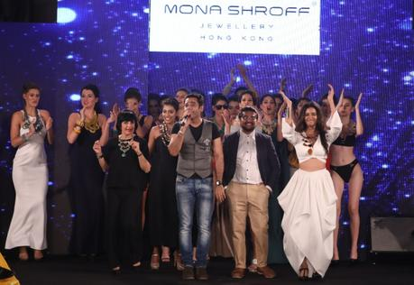 IIFW: An alluring evening of unlimited Glamour and Style @ India's First Intimate Fashion Week!