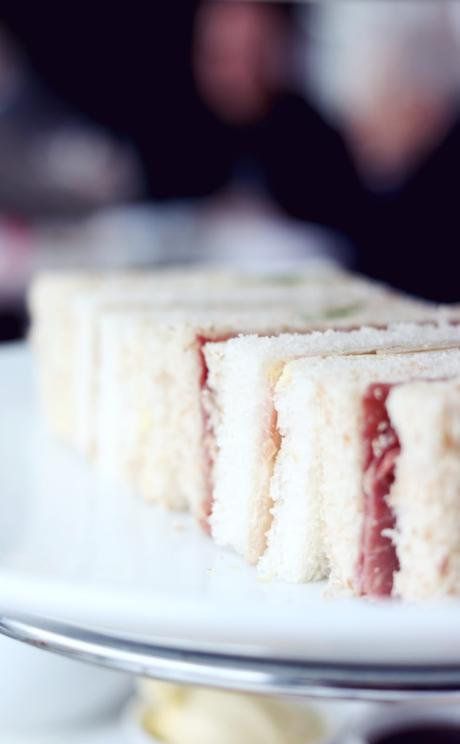 A blog post about the Afternoon Tea at Six, The Baltic, Newcastle.