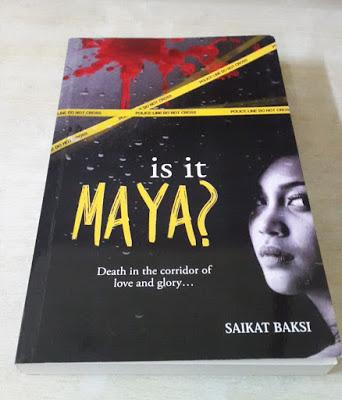 Book Review - Is It Maya?