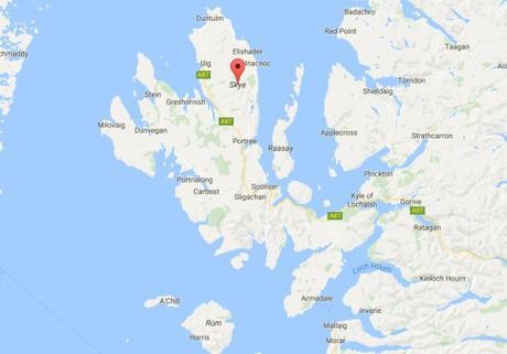 Skye, Scotland - Google Maps