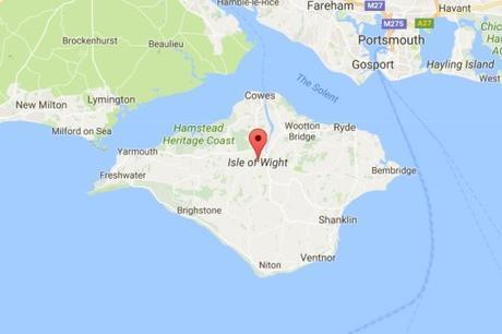 Isle of Wight, England - Google Maps