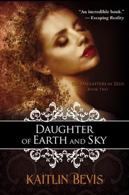 Review for Daughter of Earth and Sky (Daughters of Zeus #2) by Kaitlin Bevis