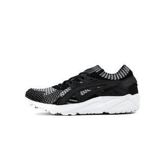 Run Your Best Knit Life:  Asics Gel-Kayano Knit 3M Trainer