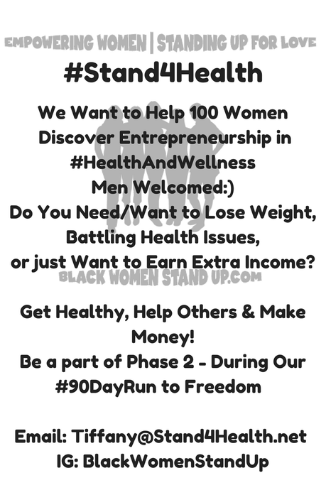 #90DayRun To Freedom And A Healthier Life From The Inside Out