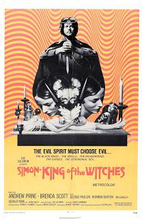 #2,325. Simon, King of the Witches  (1971)