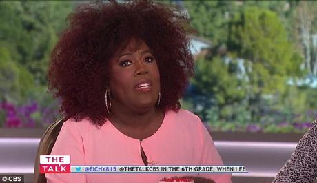 Sheryl Underwood Shares Emotional Recount Of Rape
