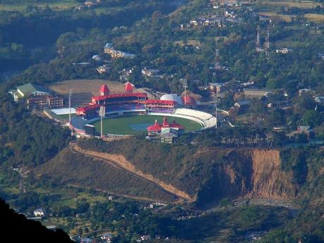 picturesque Dharamshala ~ Shreyas Iyer called - remembering WI tour of 1975