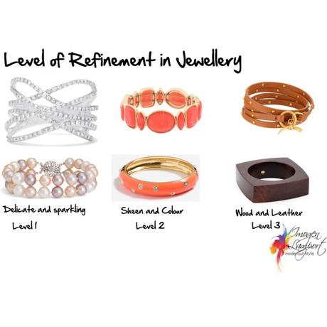 What is the level of refinement of your jewellery