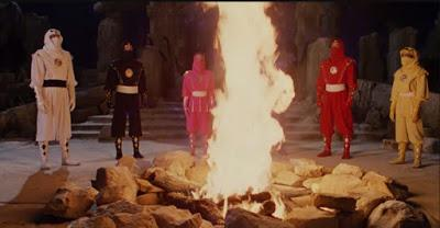 MIGHTY MORPHIN POWER RANGERS (1995)