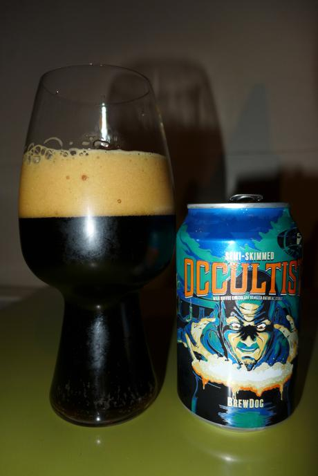 Tasting Notes: Brewdog: Semi Skimmed Occultist