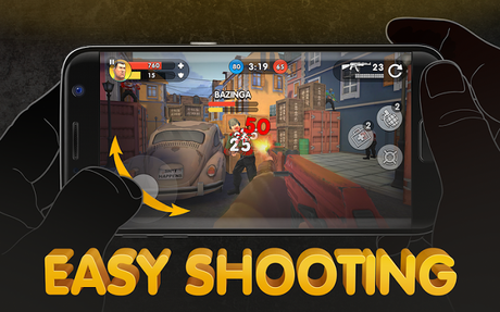 Guns of Boom – Online Shooter v1.8.0 APK