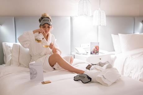 Fitness On Toast Faya Blog Girl Healthy Travel Westin Sleep Marbella La Quinta Spain World Sleep Day Health Lavender Relaxation Minfulness-12