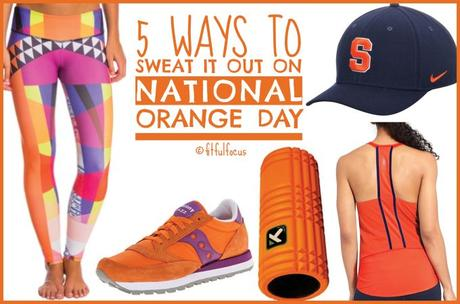 Five Ways To Sweat It Out On National Orange Day