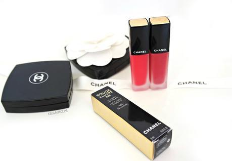 Chanel • The Perfect Make-Up for the Spring/Summer