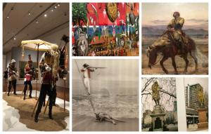 Art Tour: Artist and Empire Exhibition