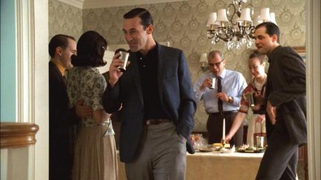 Don Draper's Navy Weekend Sportcoat