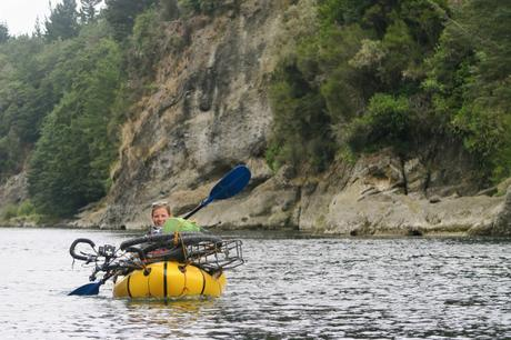 A Photographic Journey Packrafting the Waiau