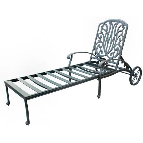 Metal Chaise Lounge Chairs