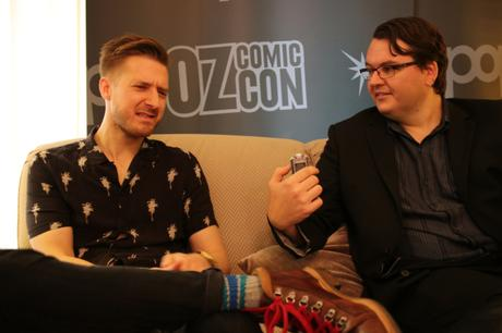 Exclusive Interview with Arthur Darvill!