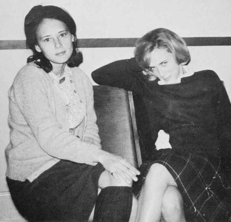 Students from Mary Baldwin College 1965