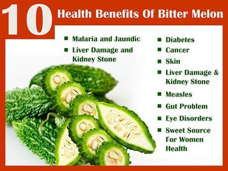 Top 10 Health Benefits Of Bitter Melon Bitter Gourd
