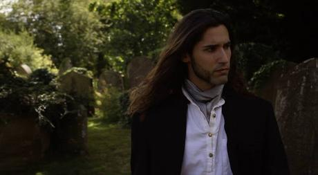 WUTHERING HEIGHTS 2018 -  INTERVIEW WITH PAUL ERYK ATLAS: BECOMING HEATHCLIFF