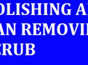 Removing Body Polishing Scrub