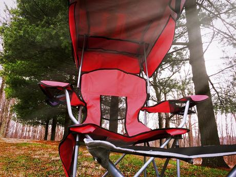 Review The Original Canopy Chair 3.0 by Renetto & Review: The Original Canopy Chair 3.0 by Renetto - Paperblog