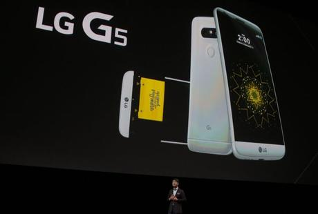 New Phones Coming out LG G5