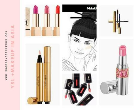 5 YSL Products Asia Makeup Market is Raving About