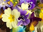 Vase Monday Spring Posy